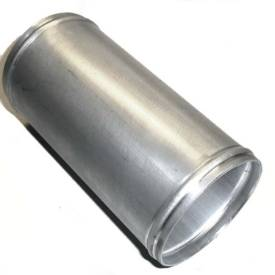 Picture of 75mm Beaded Aluminium Hose Joiner