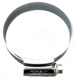 Picture of Zinc Plated Hose Clip 45 - 60mm Sold Singly