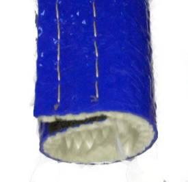 Bild von 25mm ID Temperaturwächter Blauer Schlauch Klettband