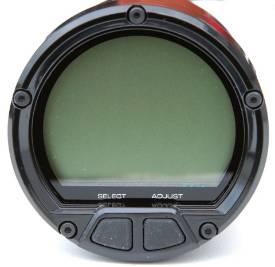 Picture of Digital Tachometer Black Bezel 65mm