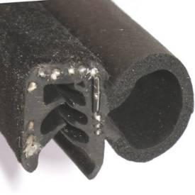 Picture of Flocked Door Aperture Seal Per Metre
