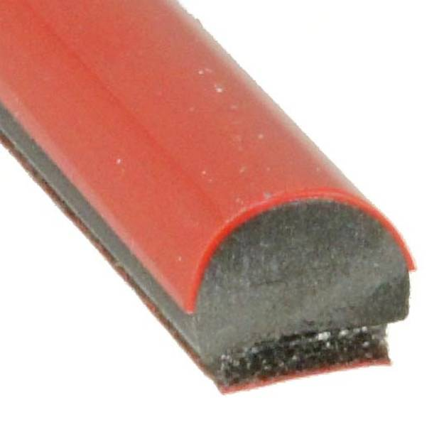 Picture of Rote Glänzende Zierleiste 7mm x 5mm