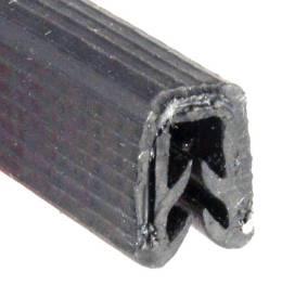 Picture of Rubber Steel Reinforced Edge Trim Per Metre