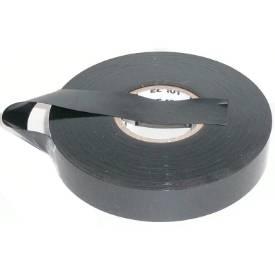 Bild von Nichthaftendes Schwarzes Kabelband 45m