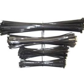 Picture of Black Cable Ties Pack 400pcs