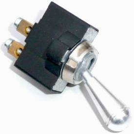 Picture of Aluminium Knob Toggle On-Off Long Knob