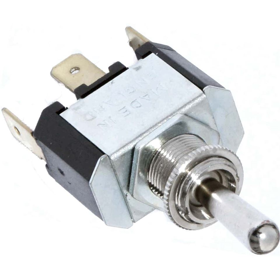 Heavy Duty Toggle Switch On Off On Momentary Both Ways