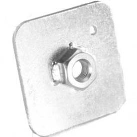 Picture of FIA Approved Heavy Duty Harness Fixing Plate 3mm