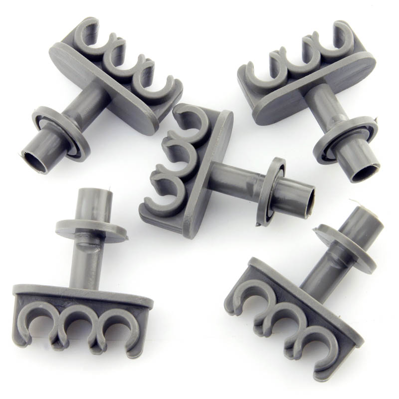 Triple Brake Pipe Clips Pack Of 5 Car Builder Solutions