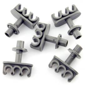 Picture of Triple Brake Pipe Clips Pack of 5