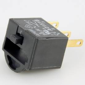 Picture of Single Pole Switch Block for our Billet Aluminium Switches