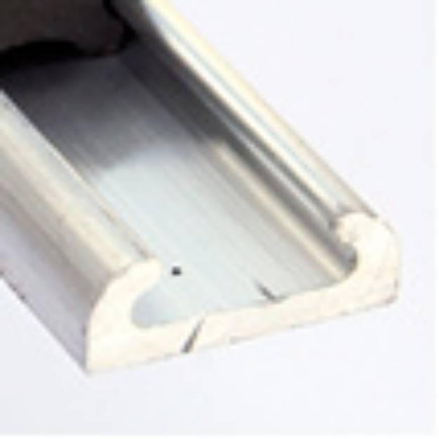 Picture of NUR Trittbrettverkleidung Aluminiumprofil