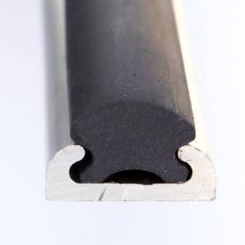 Picture of  Running Board Trim Rubber Section ONLY
