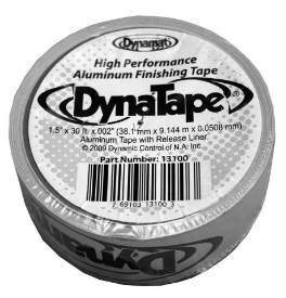 Picture of Dynamat Dyna Tape Jointing and Finishing Tape 30Ft