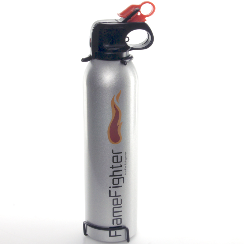 Fire Extinguisher Silver 300mm Car Builder Solutions