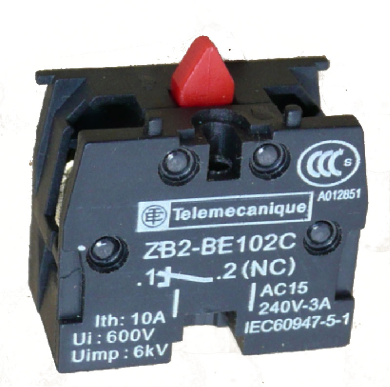 Normally Closed Contact Switch 10 Amp Car Builder Solutions