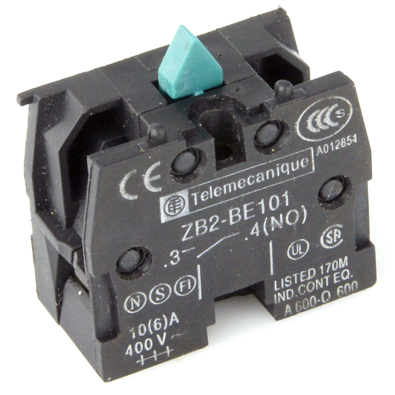Normally Open Contact Switch 10 Amp Car Builder Solutions