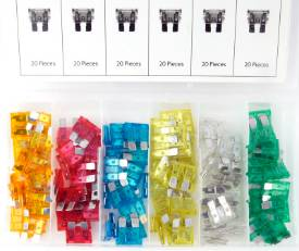 Picture of Blade Fuse Selection  Pack of 120