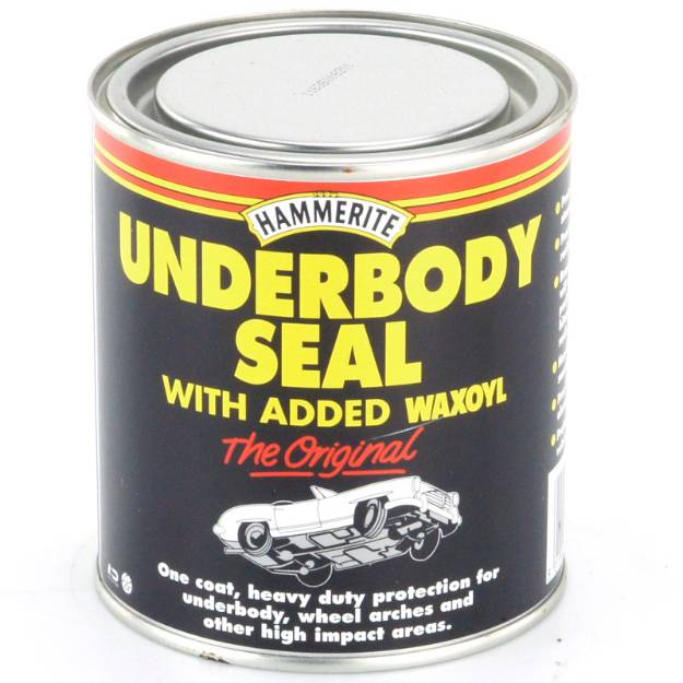 Picture of Hammerite Waxoyl Underbody Seal 500ml Schwarz