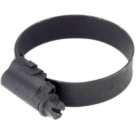 Picture of Black Coated Stainless Steel Hose Clip 30-45mm Sold Singly