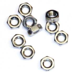 Picture of M4 Stainless Plain Nuts Pack Of 10