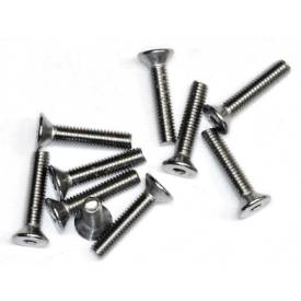 Picture of M4 x 20mm Countersunk Screws Pack Of 10