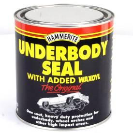Bild von Hammerite Waxoyl Underbody Seal 1 Liter Black