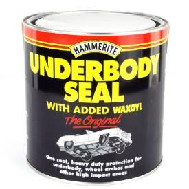 Bild von Hammerite Waxoyl Underbody Seal 2 1/2 Liter Schwarz