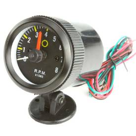 """Picture of 2"""" Electronic Tachometer/Rev Counter"""