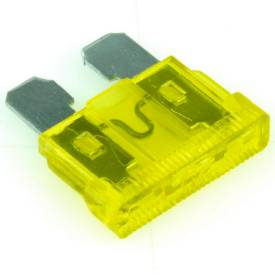 Picture of 20 Amp Standard Blade Fuse Sold Singly