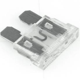 Picture of 25 Amp Standard Blade Fuse Sold Singly