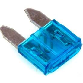Picture of 15 Amp Mini Blade Fuse Sold Singly