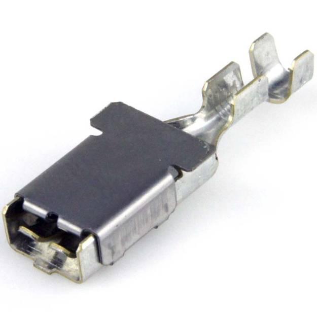 Picture of Buchsenklemme für Maxi-Sicherungsmodul 1 mm bis 2 mm Draht
