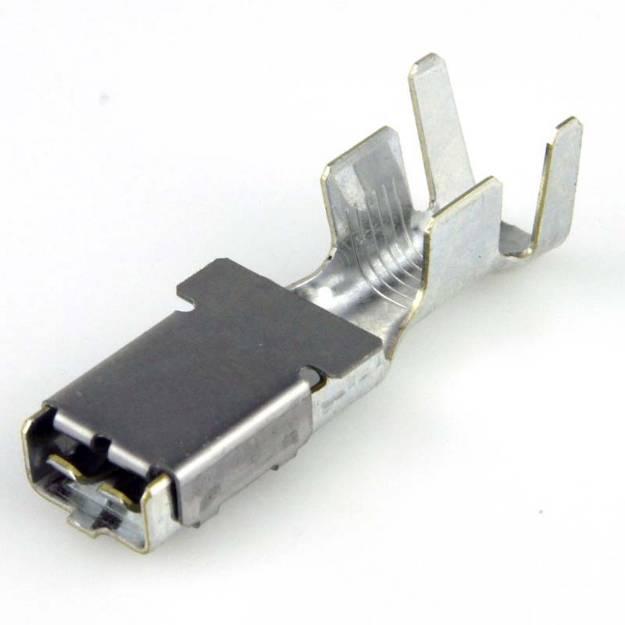 Picture of Buchsenklemme für Maxi-Sicherungsmodul 8 mm bis 10 mm Draht