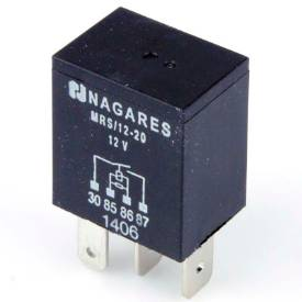 Picture of 22 Amp Normally Open Micro Relay