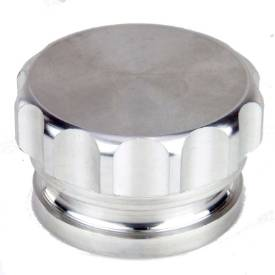 Picture of 57mm Diameter Screw On Cap and Flange