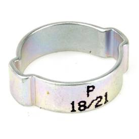 Picture of 18mm to 21mm Plated Steel O Clip Sold Singly