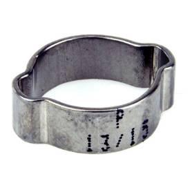 Bild von 13 mm bis 15 mm Edelstahl-O-Clip, einzeln erhältlich