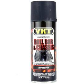 Picture of VHT Epoxy BLACK Chassis And Rollbar Paint Aerosol