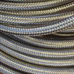 """Picture of Stainless Braided Ethanol Proof Fuel Hose 8mm (5/16"""")"""