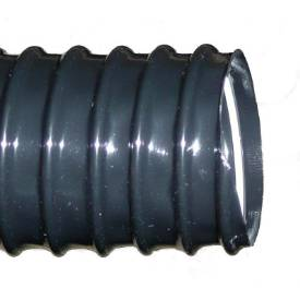 """Picture of 38mm (1 1/2"""") Lightweight Duct Hose Black PVC Per Metre"""