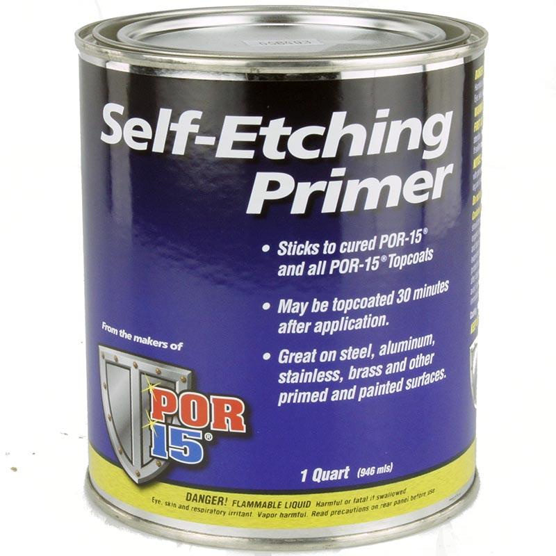 POR 15 Self Etching Primer 1 US Quart