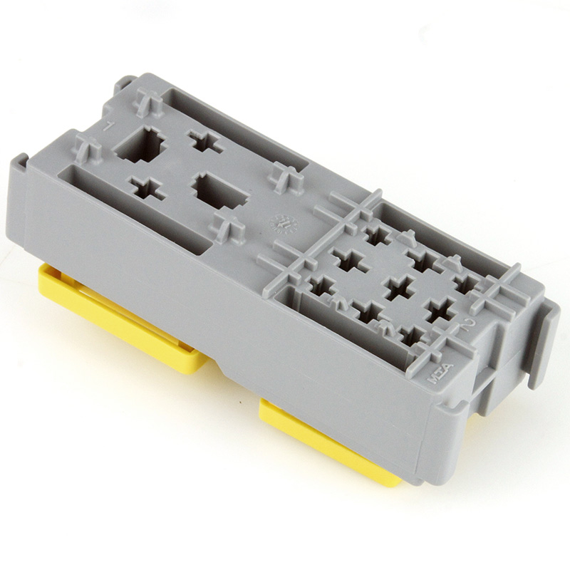 Modular Fuse Relay Box : Standard relay and heavy duty module car