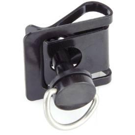 Picture of Black Quarter Turn Fastener for 7mm Top Panels
