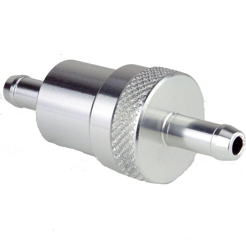 8mm Fuel Filter Aluminium 73mm Car Builder Solutions