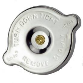 Bild von Edelstahl Kühlerdeckel Gummidichtungen 10lb