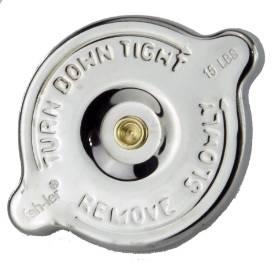Bild von Rostfreier Kühlerdeckel Gummidichtungen 15lb