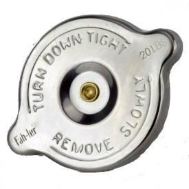 Bild von Rostfreier Kühlerdeckel Gummidichtungen 20lb
