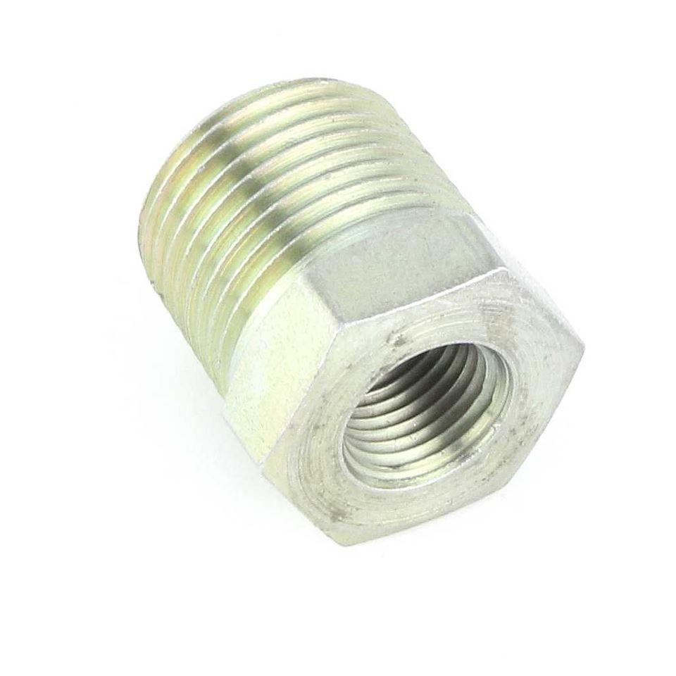 3//8/'/' NPT Male To 1//8/'/' NPT Female Adapter Fitting Adaptor Aluminum Black
