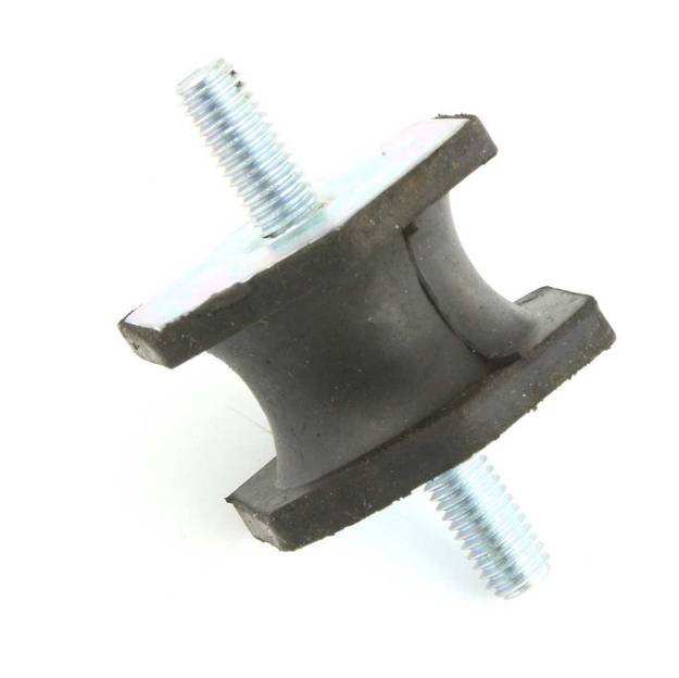 Picture of Cotton Reel Rubber Mount 42mm x 27mm M8 Studs